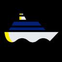 Icona motonave Raffaello Navigazione