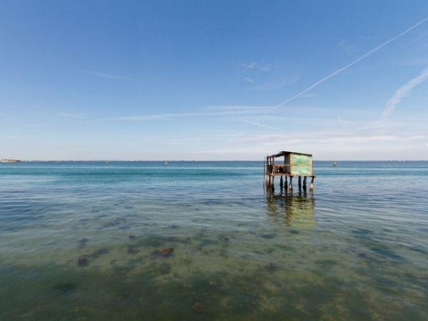 Casa del pescatore a Pellestrina