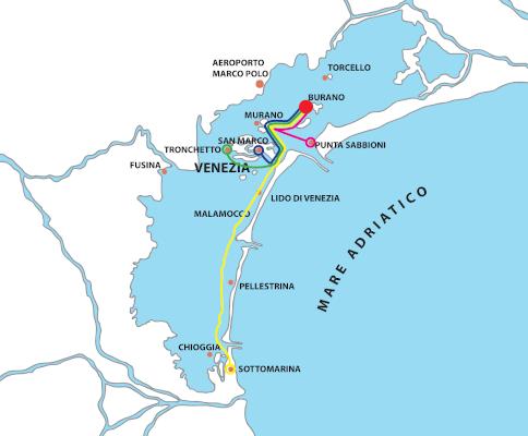 tour-operator-gruppi-tour-murano-burano-raffaello-navigazioni