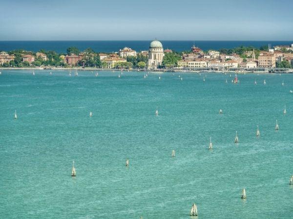 Lido e laguna di Venezia