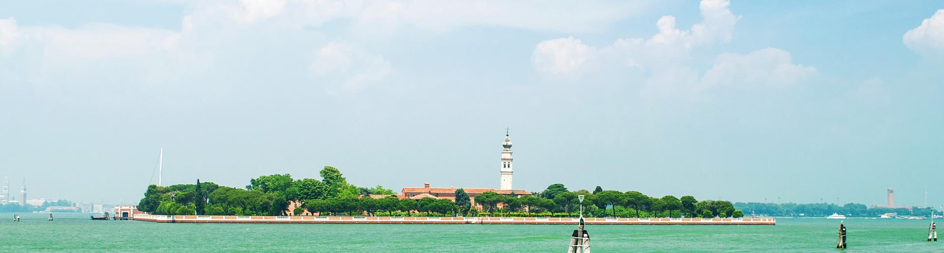 Tour Sottomarina Venezia San Lazzaro degli Armeni - Raffaello Navigazione